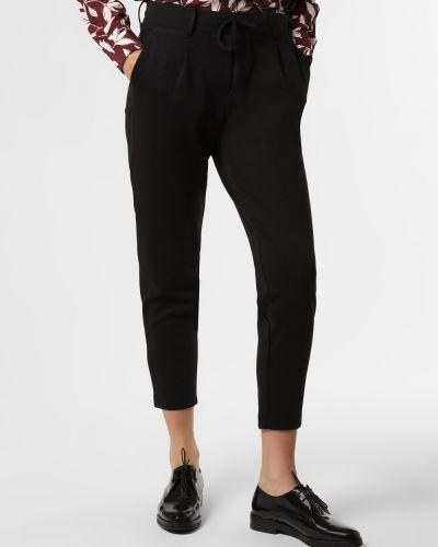 Czarne spodnie eleganckie Marie Lund