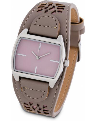 Часы бежевые коричневый Bonprix