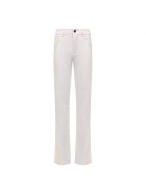 Хлопковые джинсы - белые Magda Butrym