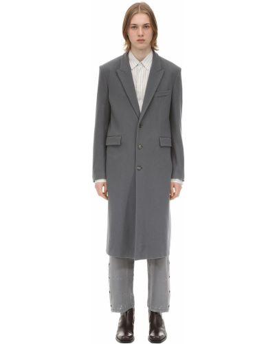 Płaszcz wełniany Rochas