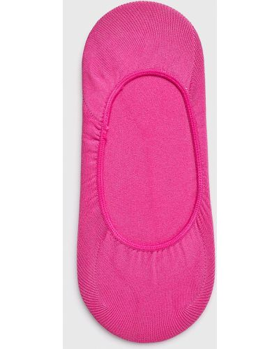Нейлоновые розовые носки Soxo