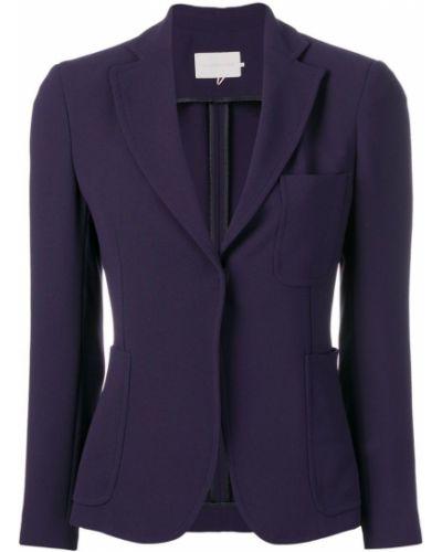 Классический пиджак приталенный с накладными карманами Lautre Chose