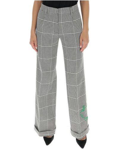Czarne spodnie materiałowe Off-white