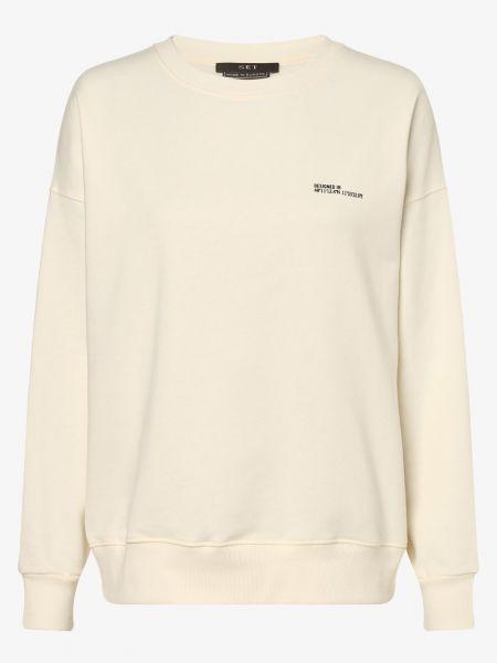 Bluza oversize - biała Set