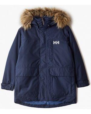Куртка теплая синий Helly Hansen