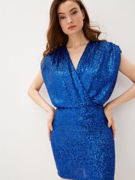 Вечернее платье - синее Just Cavalli
