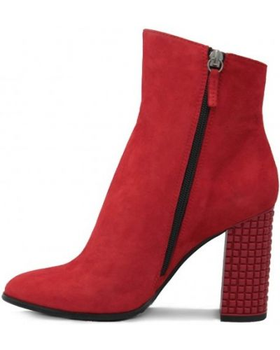 Ботинки - красные Sala