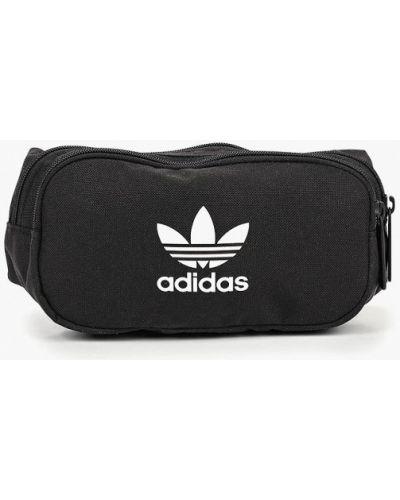 Черная поясная сумка Adidas Originals