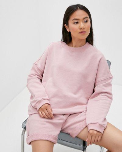 Розовый свитшот Imocean