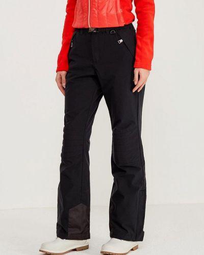 Черные брюки горнолыжные Luhta