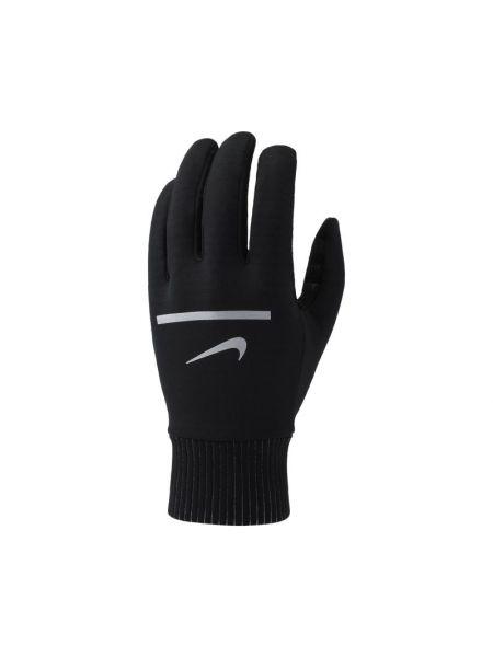 Ciepłe rękawiczki do biegania Nike