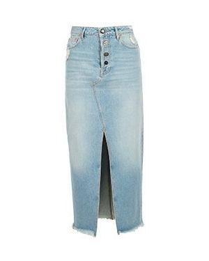 Джинсовая юбка Semicouture