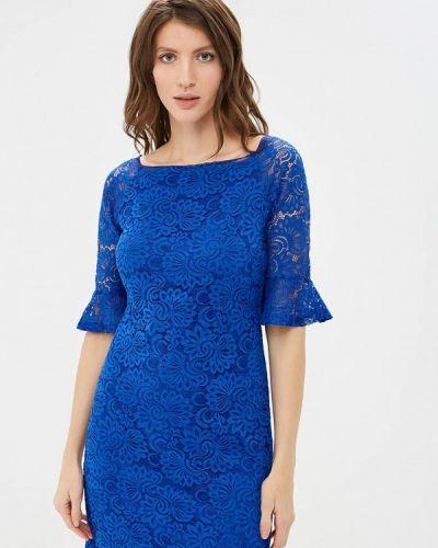 Платье с открытыми плечами весеннее Yumi