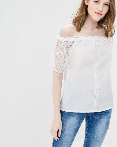 Белая блузка By Swan
