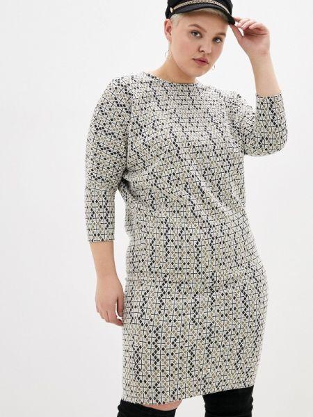Белое платье Louitex
