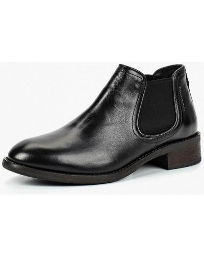 Ботинки челси осенние кожаные Marc O'polo