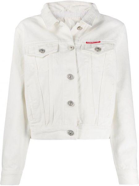 Джинсовая куртка на пуговицах Pushbutton
