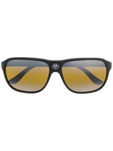 Солнцезащитные очки черные Vuarnet