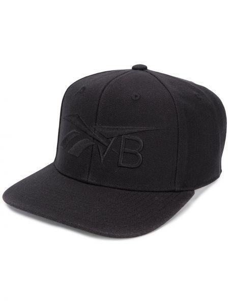 Czapka z logo czarny Reebok X Victoria Beckham
