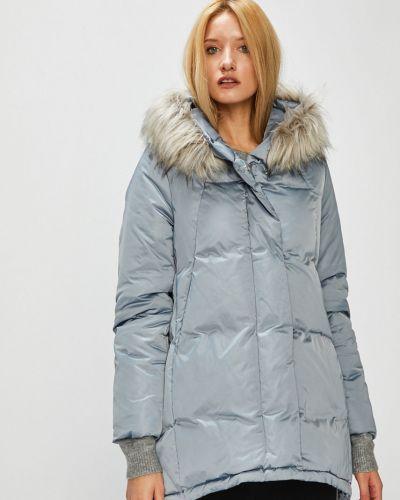 Утепленная куртка с капюшоном укороченная Medicine