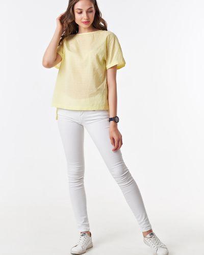 Блузка с цельнокроеным рукавом летняя Victoria Filippova