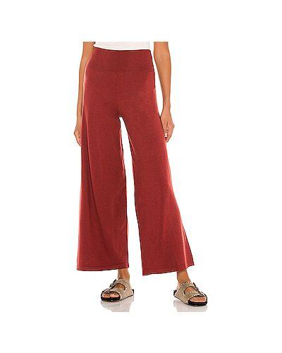 Трикотажные брюки с поясом Susana Monaco