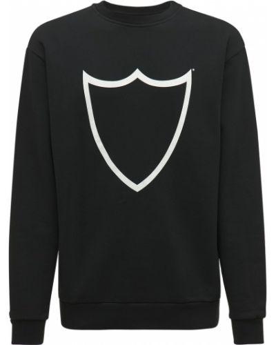 Czarny sweter bawełniany Htc Los Angeles