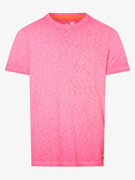 Koszula dzinsowa niebieski różowy Denim By Nils Sundström