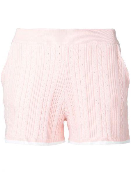 Облегающие розовые шорты Guild Prime