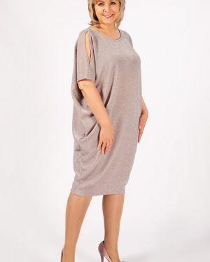 Вечернее платье с люрексом милада