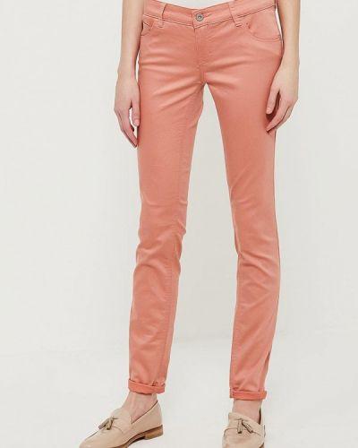 Розовые брюки Only