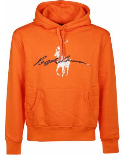 Pulower - pomarańczowy Polo Ralph Lauren
