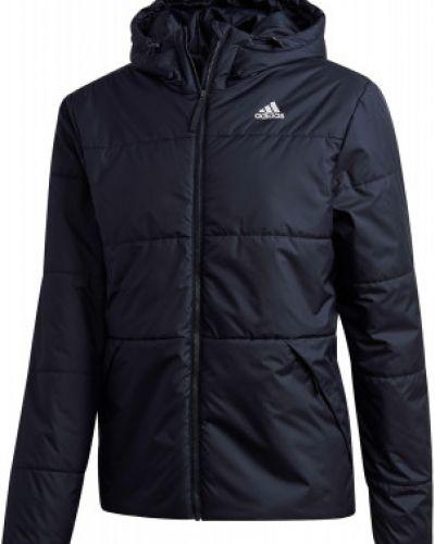 Черная спортивная куртка Adidas