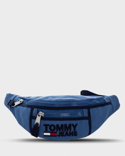 Поясная сумка текстильная повседневная Tommy Hilfiger