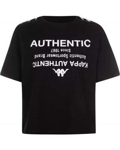 Спортивная футболка - черная Kappa
