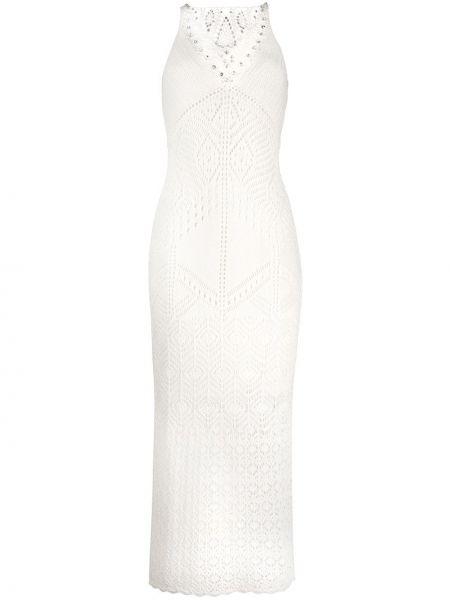 Платье миди приталенное с рукавами Twin-set