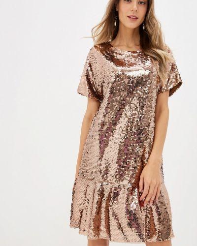 Вечернее платье осеннее итальянский Miss Miss By Valentina