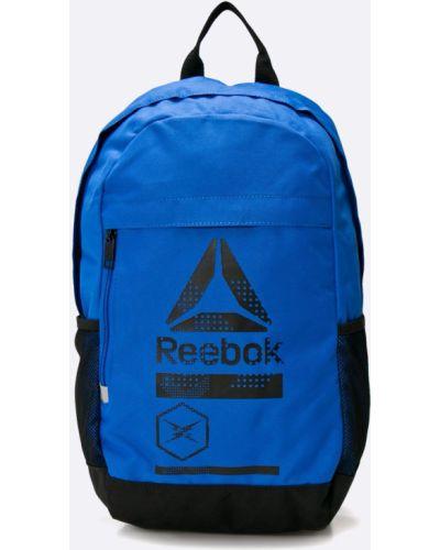 Рюкзак синий универсальный Reebok