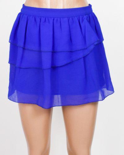 Синяя юбка Eleven Paris