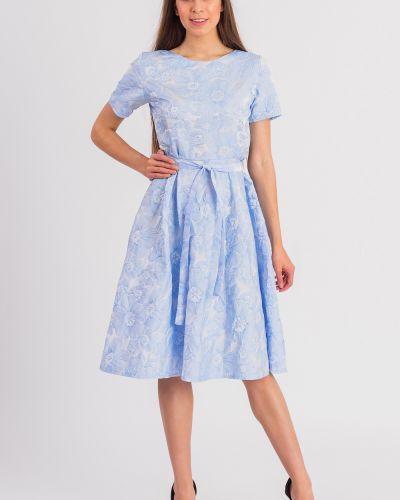 Платье с поясом со складками с бантом Lacywear