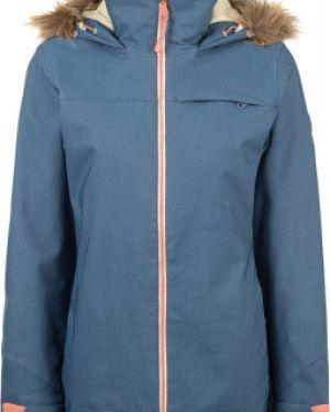 Утепленная куртка джинсовая облегченная Burton
