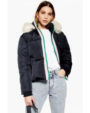 Зимняя куртка осенняя утепленная Topshop