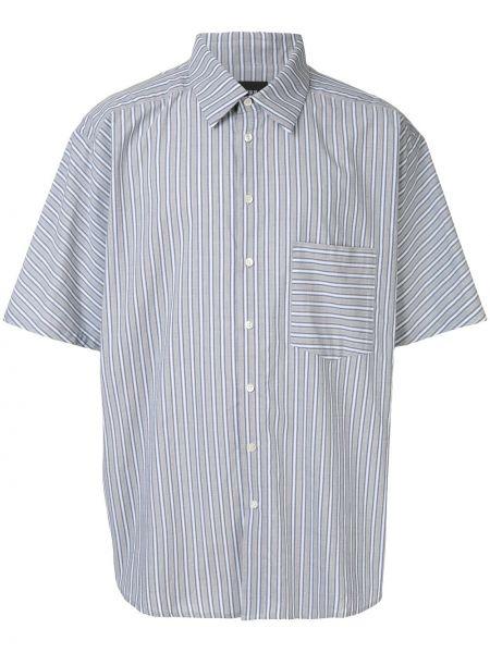 Свободная рубашка оверсайз на пуговицах Botter