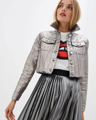Спортивная куртка джинсовая осенняя Sportmax Code