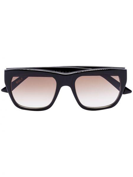 Солнцезащитные очки черные с градиентом Kirk Originals