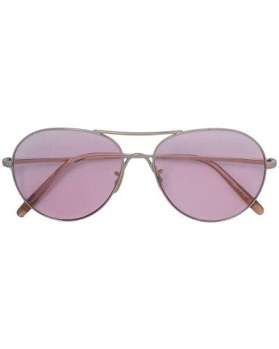 Солнцезащитные очки авиаторы Oliver Peoples