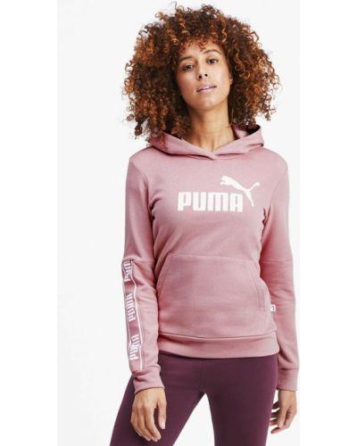 Толстовка розовый Puma