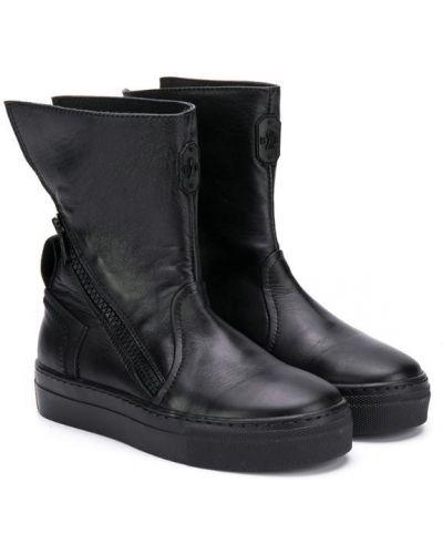 Ботинки черные Bruno Bordese Next Generation