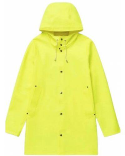 Żółty płaszcz przeciwdeszczowy Stutterheim