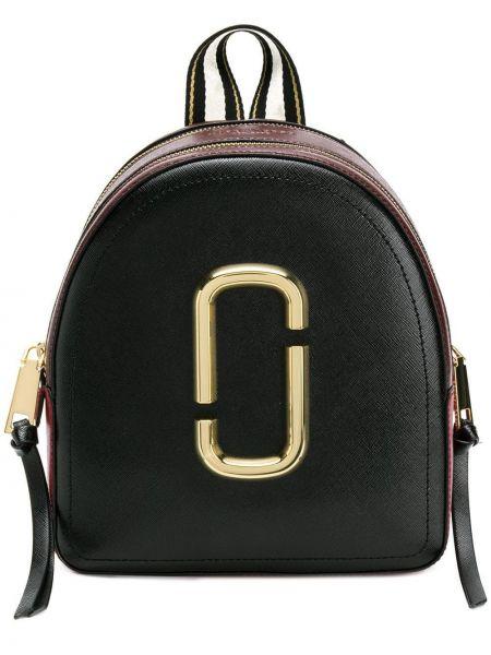 Skórzany plecak czarny klasyczny Marc Jacobs